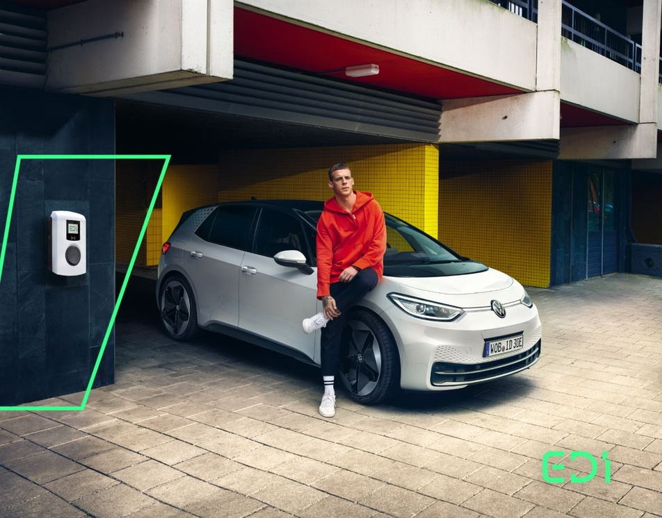 EDI electric by D'Ieteren - VW ID3 - action 2020